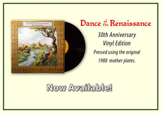 30th anniversary Dance of the Renaissance vinyl edition